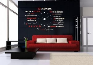 Decoratessen - peliculas - Sticker