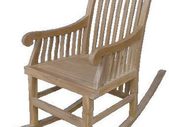 COMPTOIR D'OUTREMER - rocking chair - Rocking Chair