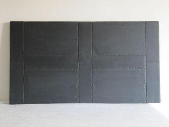 Le Trefle Bleu - 110/60 cm - Plateau De Table Bistrot