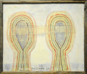 Sugarboo Designs - art print - do you believe - Tableau D�coratif