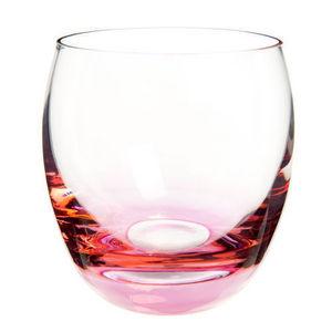 MAISONS DU MONDE - gobelet dégradé lustré rose - Verre À Whisky