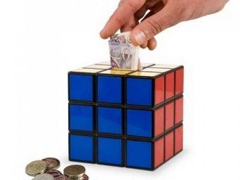 Manta Design - tirelire design rubik cube - Tirelire