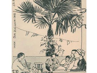 IN CREATION - carnet de voyages - luxor - Panneau D�coratif