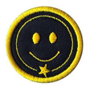 C'EST A VOUS - ligne smiley - Ecusson