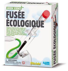 4M - kit de construction fus�e �cologique - Jeu De Soci�t�