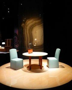 Armani Casa -  - Table De Repas Ronde