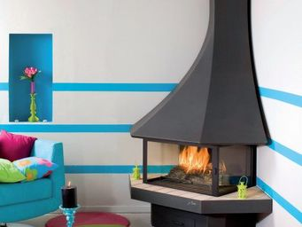 Bordelet Industries - julietta 985 - Chemin�e � Foyer Ferm�