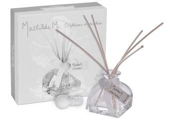 Mathilde M - diffuseur verre, parfum poudre de riz - Diffuseur De Parfum