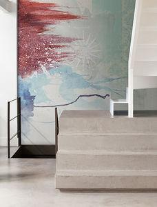 TRES TINTAS - olinto - Papier Peint Panoramique