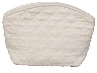 SIRETEX - SENSEI - trousse unie �ponge matelass�e 420gr/m� - Trousse De Toilette