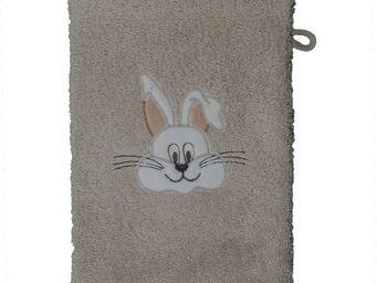 SIRETEX - SENSEI - gant en forme de lapin - Gant De Toilette