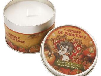 Orval Creations - bougie parfum cuisine de provence - Bougie Parfum�e