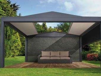 PROSTOR parasols - l?outdoor living roof - Abri De Terrasse