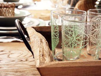 Coté Table -  - Verre À Orangeade