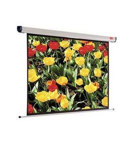Manutan - écran électrique mural - Ecran De Projection