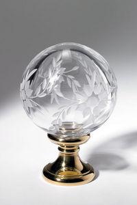 Cristal Decors -  - Boule D'escalier