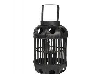 BLANC D'IVOIRE - tonkin - Lanterne D'intérieur