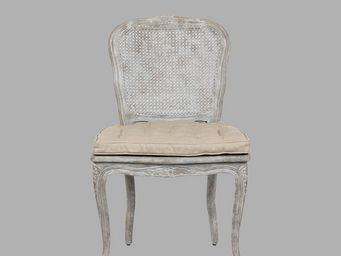 BLANC D'IVOIRE - raissa - Chaise