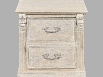 BLANC D'IVOIRE - adele pm gr�s - Table De Chevet