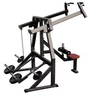 MULTIFORM - tirage haut convergent - Appareil De Gym Multifonctions