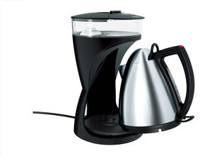 WIK - bouilloire 1 litre 2000w avec station filtrante br - Bouilloire