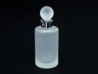 Cristal Et Bronze - cristal satiné - Flacon De Salle De Bains