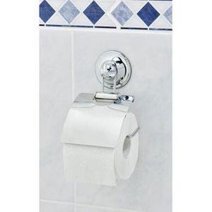 EVERLOC - porte papier toilette ventouse - Distributeur Papier Toilette