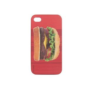 DCI - housse pour iphone 4 hamburger - Coque De T�l�phone Portable