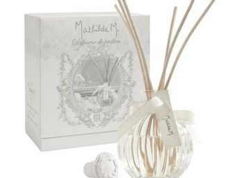 Mathilde M - diffuseur de parfum c�tel�, parfum lait de figue - - Diffuseur De Parfum Par Capillarit�