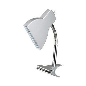 La Chaise Longue - lampe à pince cosylight argent - Lampe À Pince