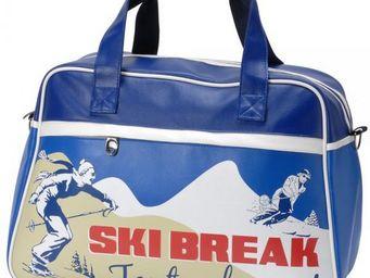 La Chaise Longue - sac week-end ski break - Sac De Voyage
