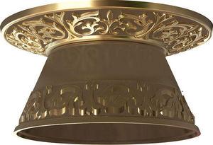 FEDE - emporio round collection - Spot De Plafond Encastr�