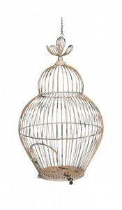 Demeure et Jardin - cage a suspendre - Cage � Oiseaux