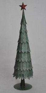 Demeure et Jardin - sapin vert modèle moyen - Sapin De Noël Artificiel