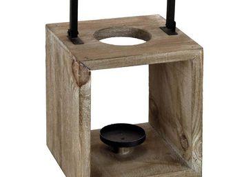 Interior's - lanterne en bois atelier pm - Lanterne De Camping