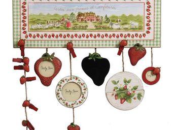 Interior's - pêle mèle fraises - Pêle Mêle