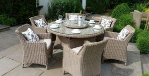 Leisuregrow Products -  - Table De Jardin Ronde