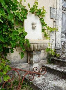 Materiaux Anciens Labrouche Fils -  - Fontaine Murale D'extérieur