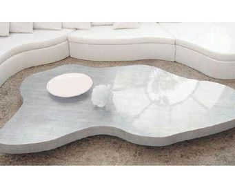 CYRUS COMPANY - isola sagomato - Table Basse Forme Originale