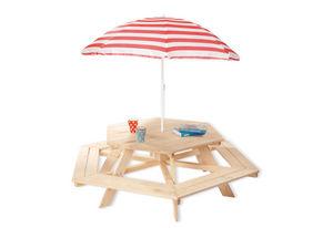 PINOLINO - nicki 6-eck - Table De Jardin Enfant