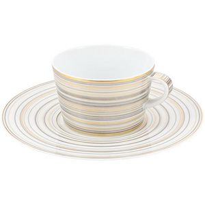Raynaud - attraction or et platine - Tasse � Th�