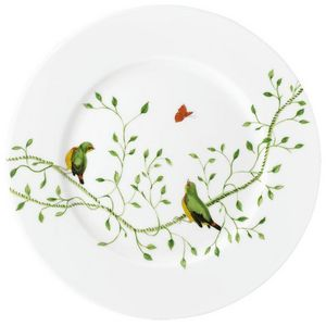 Raynaud - histoire naturelle - Assiette � Dessert