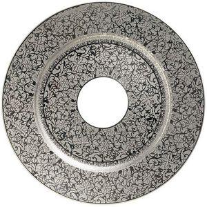 Raynaud - tolede platine - Assiette De Pr�sentation