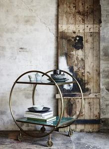 MADAM STOLTZ -  - Table Roulante