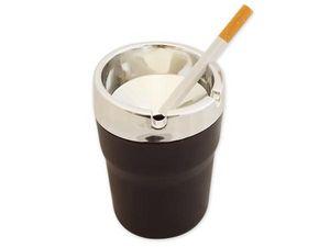 WHITE LABEL - cendrier bloque odeur accessoire fumeur mégot ciga - Cendrier
