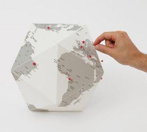 PALOMAR -  - Carte Géographique