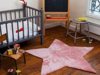 Pilepoil : Fausse Fourrure -  - Tapis Enfant