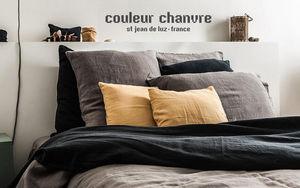 Couleur Chanvre -  - Taie D'oreiller