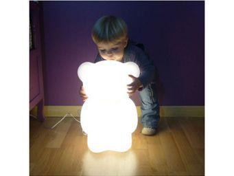 TossB - lampe à poser enfant ourson junior - Lampe À Poser Enfant