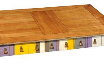 Grange - jacob- - Table Basse Rectangulaire